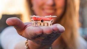 SKEYE - najmniejszy dron z kamerą na świecie