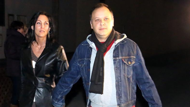Edina és Damu  Roland három  évig dédelgette  családi álmait, ám a színész most  kimondta: vége /Fotó: RAS Archívum