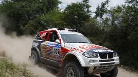 Rajd Dakar 2011: awans Hołowczyca (2. etap, wyniki)