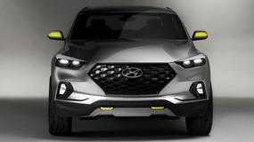Hyundai Santa Cruz - tak, pick-up trafi do produkcji!