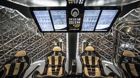Astronauci NASA trenowani w symulatorach Boeinga