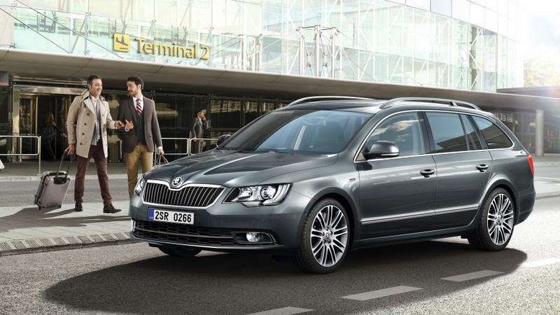 skoda superb w wersji business moto. Black Bedroom Furniture Sets. Home Design Ideas