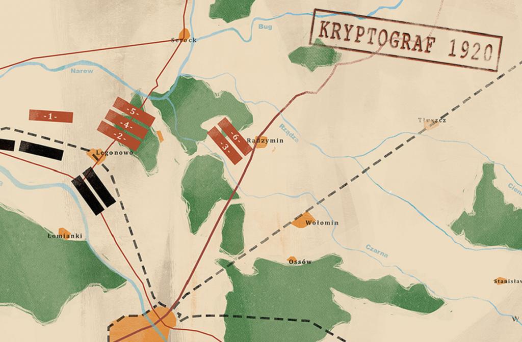 [1920 Jam] Kryptograf 1920