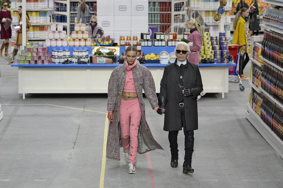 Pokaz Chanel