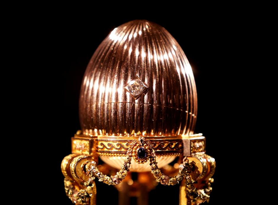 Jajo Faberge / Getty Images