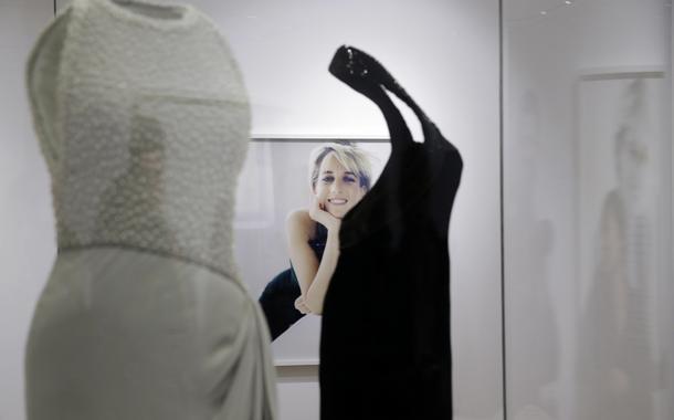 Wystawa garderoby Księżnej Diany