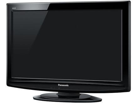26-calowy telewizor LCD firmy Panasonic
