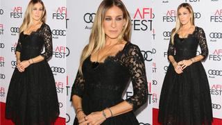 Best Look: Sarah Jessica Parker w sukni Dolce & Gabbana