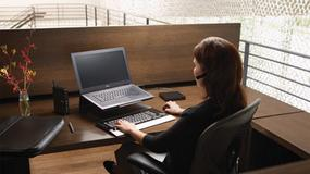 Laptop ładowany bezprzewodowo