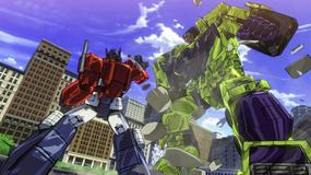 E3 2015: Nowa gra od studia Platinum to Transformers Devastation