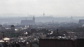 Smog nad Krakowem, kolejny raz przekroczone dopuszczalne normy zanieczyszczenia powietrza