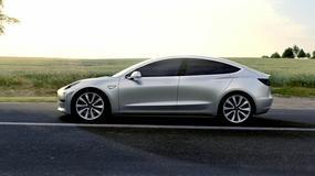Tesla Model 3 - zainteresowanie większe niż możliwości produkcyjne