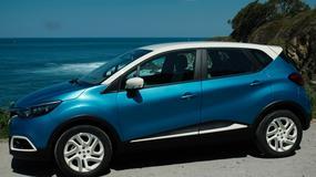 Renault Captur - Clio na sterydach (pierwsza jazda)