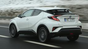 Toyota C-HR Hybrid – bardzo lubi miasto | TEST