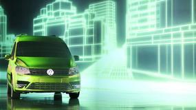 VW Caddy - światowa premiera w Poznaniu