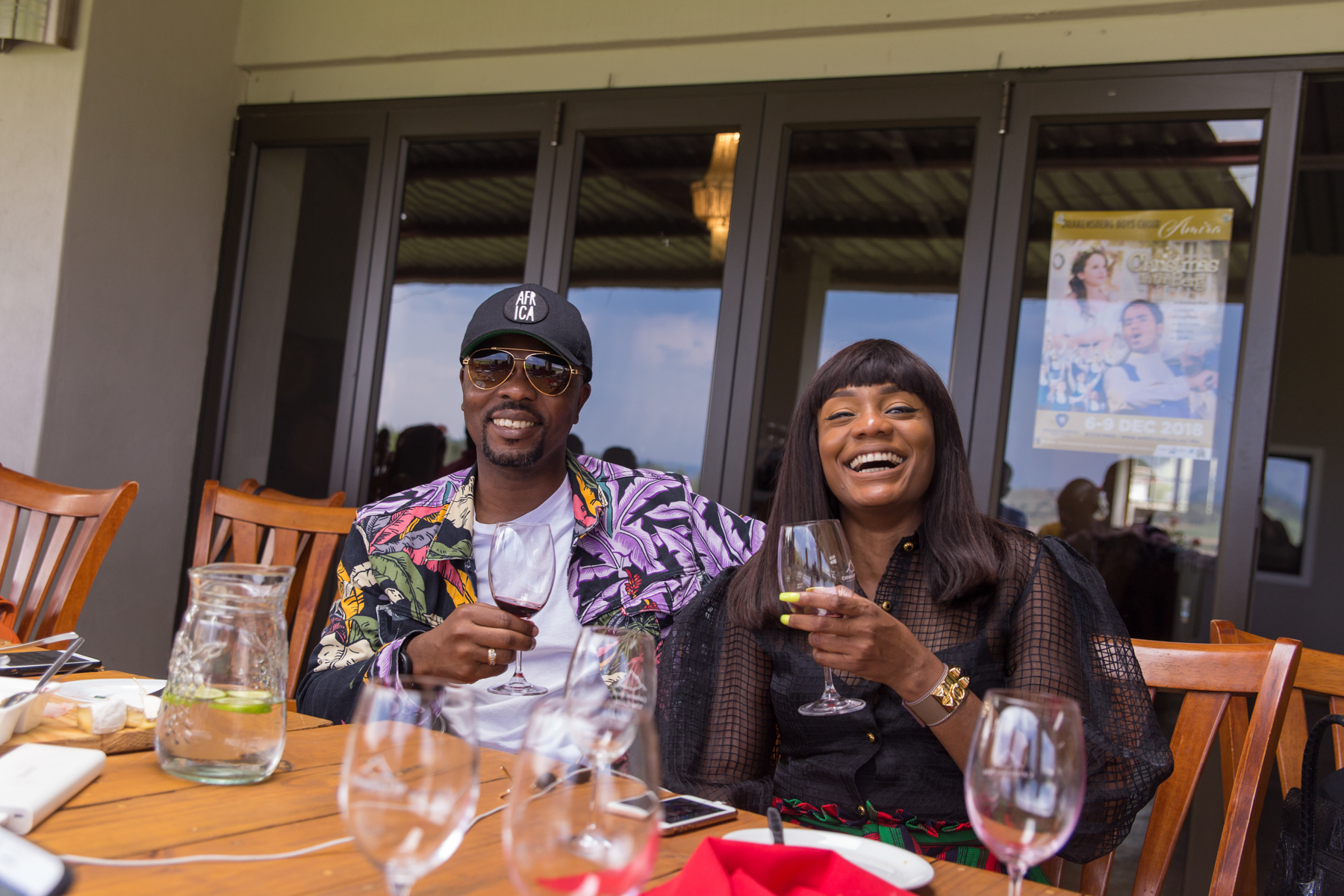 KOD and OnoBello at Cathedral Wine Estate