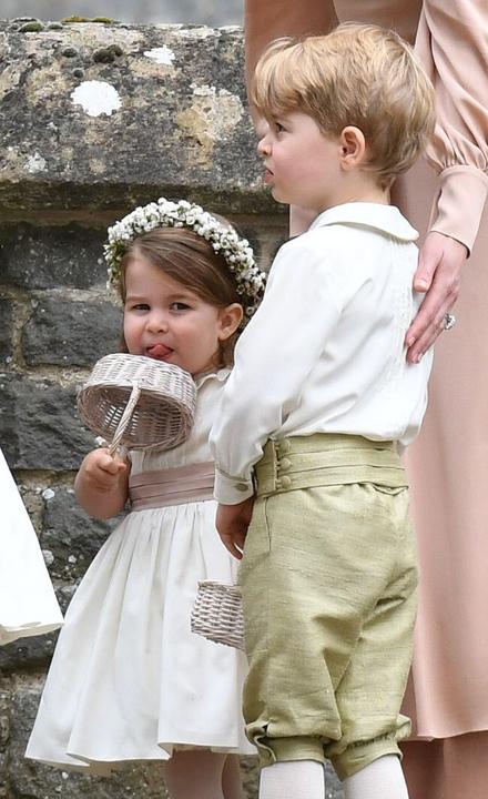 Most Harry herceg esküvőjén is ilyen nagy feladat vár rájuk.