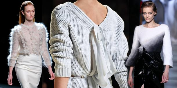 Swetry i dzianiny dźwignią handlu w świecie mody