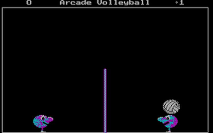 Arcade Volleyball