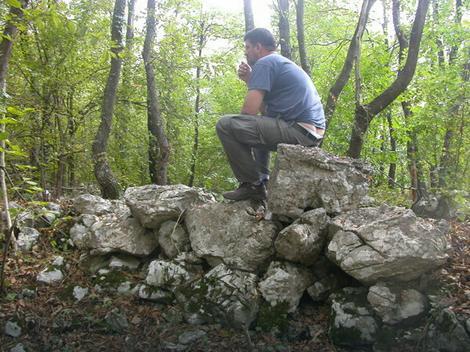 Slično kameno utvrđenje tolike starosti ne postoji u Srbiji