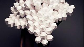 Polska projektantka tworzy niezwykłe ubrania z papieru