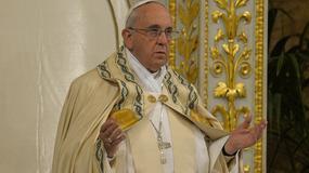 Papież przyjął transseksualistę z narzeczoną