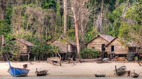 Mokenowie - życie morskich Cyganów w Tajlandii