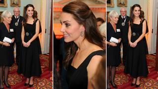 Best Look: Kate Middleton w sukience Preen