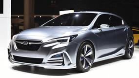Subaru Impreza 5-Door Concept: Idzie nowe