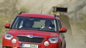 E. Scholz: Škoda Yeti to nie jest zmniejszony VW Tiguan