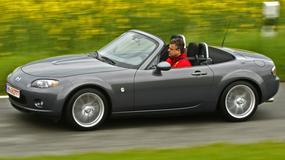 Świetny roadster, tylko ta korozja...