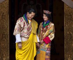 PRESTOLONASLEDNIK Kraljica Butana rodila sina