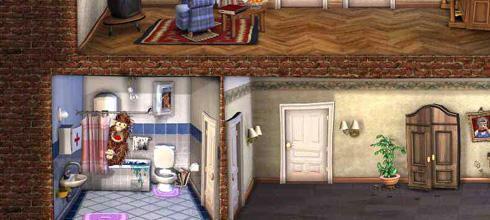 Screen z gry Sąsiedzi z Piekła Rodem: Słodka Zemsta