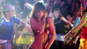 Zmysłowy erotyzm w filmowym tańcu