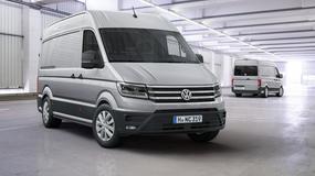 Taki jest nowy Volkswagen Crafter