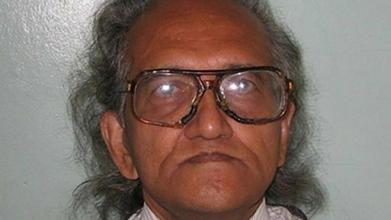 Balakrishnan 23 éves börtönt kapott / Fotó: MET Police