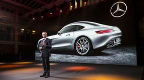 Paryż 2014: Mercedesy na salonie