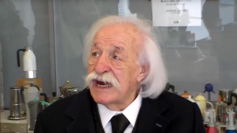 93 évesen hunyt el a kávéfőzőkirály / Fotó: Youtube