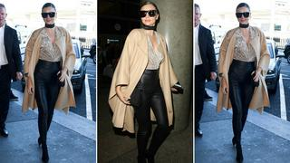 Best Look: Miranda Kerr w płaszczu The Row