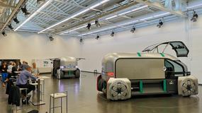 Kurier konsjerżem, czyli paczka od robota Renault EZ-PRO