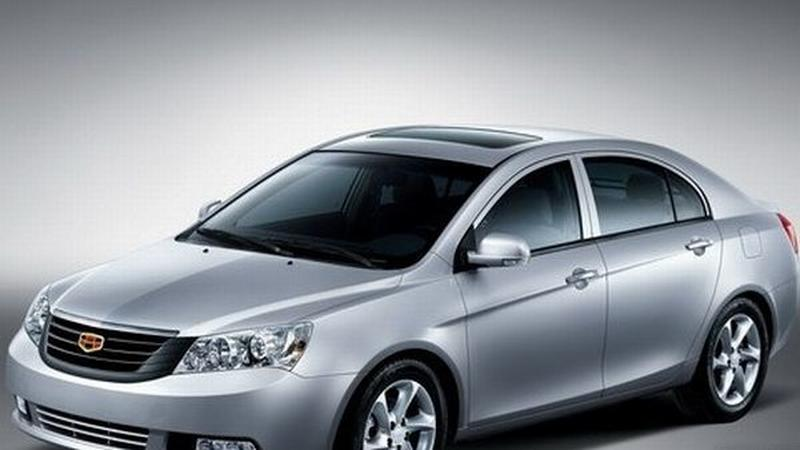 GEELY Emgrand - седан бизнес-кла…