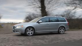 Volvo V70 D5 AWD Summum R-design: Kosztowna przyjemność