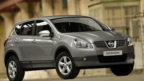 Nissan Qashqai oficjalnie: mały koczownik