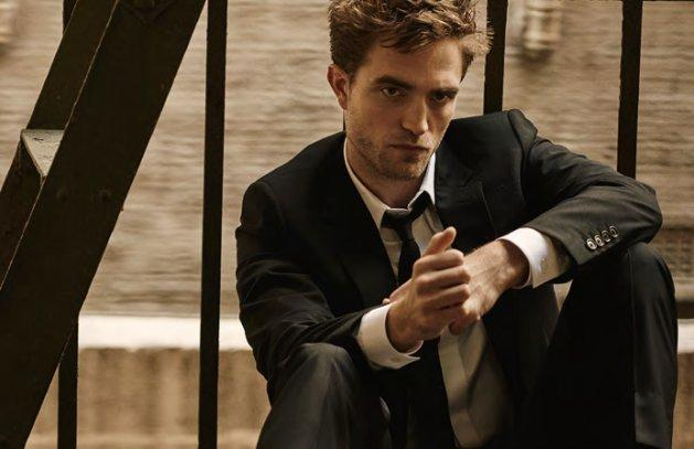 Robert Pattinson w kampanii Diora
