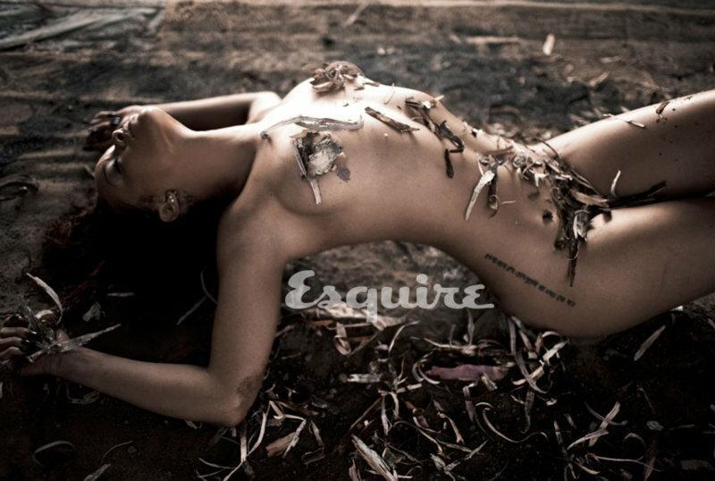 Rihanna dla Esquire/ Esquire