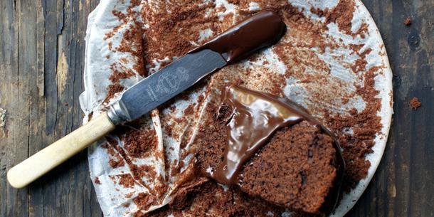 Czekoladowe ciasto z Baileys'em