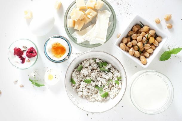 Ile jest białka w białku?