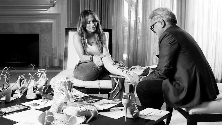 Jennifer Lopez x Giuseppe Zanotti