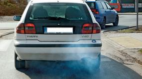 Co robić gdy diesel zbyt mocno dymi?