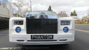 Jak możesz zmienić swoje auto na Rolls-Royce'a?